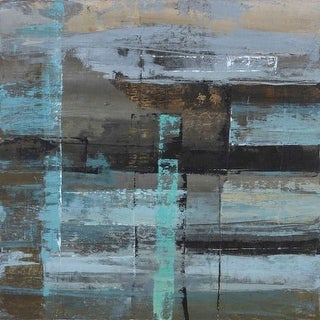 Marmont Hill Urban Construct I Julie Joy Painting Print on Canvas
