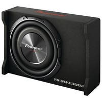 """Pioneer Ts-Swx3002 12"""" Preloaded Subwoofer Enclosure Loaded With Ts-Sw3002S4"""