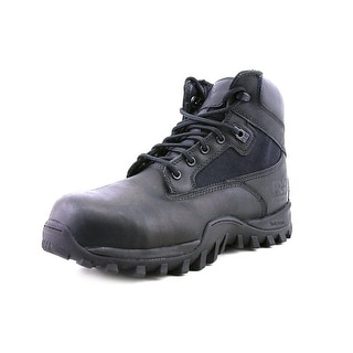 "Timberland Pro McClellan 6"" Round Toe Leather Work Boot"