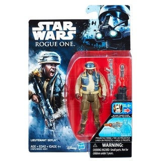 Star Wars Rogue One Lieutenant Sefla 3.75 Action Figure