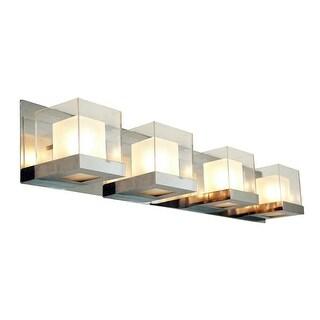 DVI Lighting DVP3944 Narvik Four-Light Bathroom Fixture