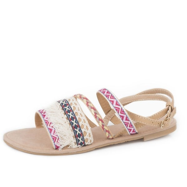 Roper Casual Shoe Womens Ariel Sandal Fabric