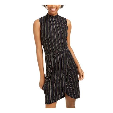 CITY STUDIO Black Sleeveless Above The Knee Dress XL
