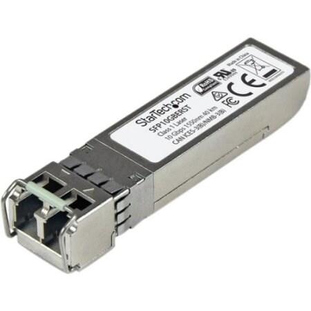 Startech.Com Msa Compliant 10Gbase-Er 10 Gigabit Sfp+ Transceiver - Sm 40Km