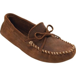 a127f212a4d9d Buy Minnetonka Men s Slippers Online at Overstock