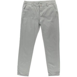 DL1961 Womens Iris Trouser Pants Twill Relaxed