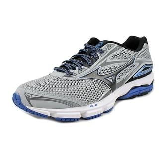 Mizuno Wave Legend 4 Men  Round Toe Synthetic Gray Running Shoe
