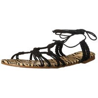 Roxy Womens Mari Open Toe Casual Gladiator Sandals