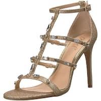 Badgley Mischka Jewel Women's Adela Heeled Sandal - 8.5