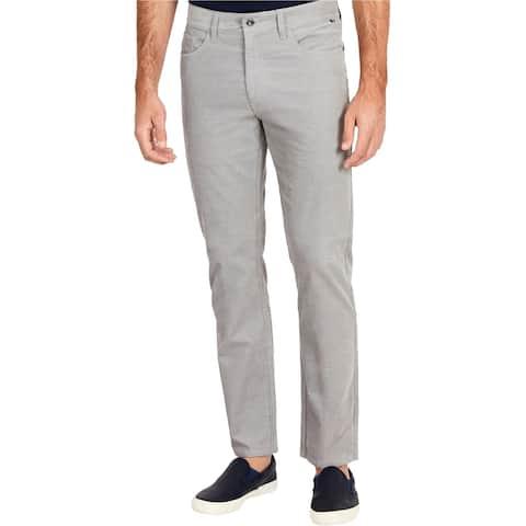 Nautica Mens 5-Pocket Casual Corduroy Pants