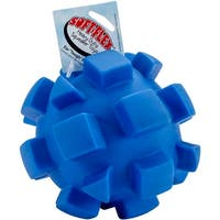 Blue - Soft Flex Bumpy Ball 7""