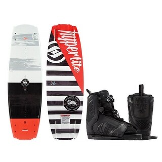 Hyperlite franchise 141cm wakeboard with remix boot 72520256