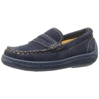 Primigi Boys Choate Little Kid Suede Loafers - 32