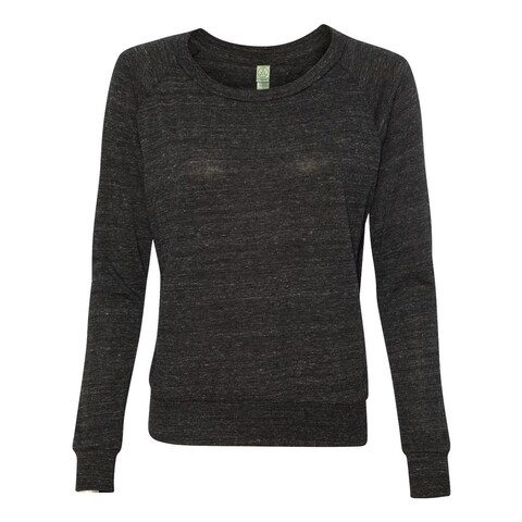 Women's Eco-Jersey⢠Slouchy Pullover