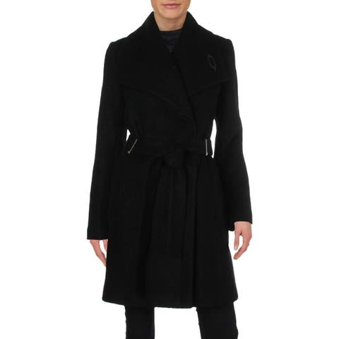 Ivanka Trump Womens Dress Coat Winter Double Breasted - S