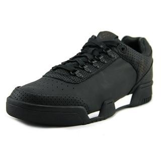 K-Swiss Gstaad Neu Lux Men US 7.5 Black Tennis Shoe