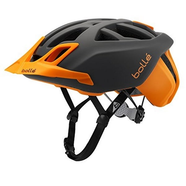 Bolle Unisex The One Mtb, Grey/Flash Orange, M