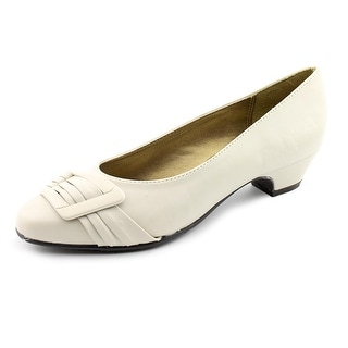 Soft Style by Hush Puppies Pleats Be With You Women N/S Synthetic Heels