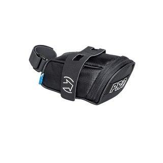 PRO Mini Strap Bicycle Saddle Bag - Black
