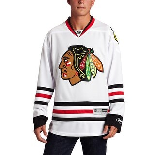 Chicago Blackhawks Men's Premier White Jersey