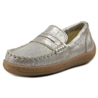 Primigi Choat Round Toe Leather Loafer