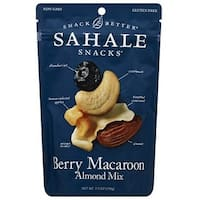 Sahale Snacks Nut Fruit Mixes - Berry Macaroon - Case of 4 - 7 oz.