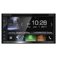 Kenwood  6.8 in. 2 Din Monitor Receiver with Bluetooth & HD Radio
