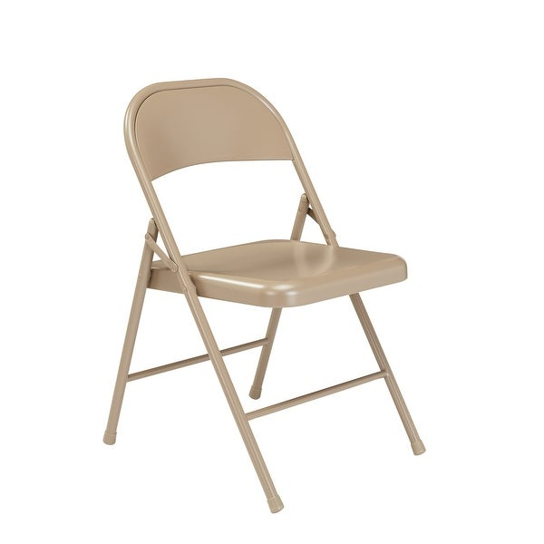 (4 Pack) Commercialine All Steel Folding Chair. Opens flyout.