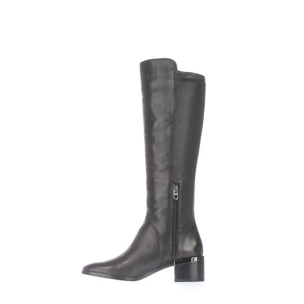 Coach Womens Ryder Closed Toe Knee High Fashion Boots