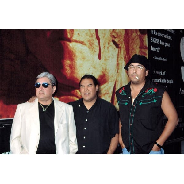 Graham Greene Chris Eyre And Eric Schweig At Premiere Of Skins 9192002 By Cj Contino Celebrity Overstock 24375093 The last of the mohicans (1992). graham greene chris eyre and eric schweig at premiere of skins 9192002 by cj contino celebrity