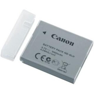 Canon Rechargeable Li-ion Battery NB-6LH - 1060 mAh - Lithium Ion (Refurbished)
