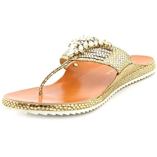Matisse Raja Open Toe Leather Thong Sandal
