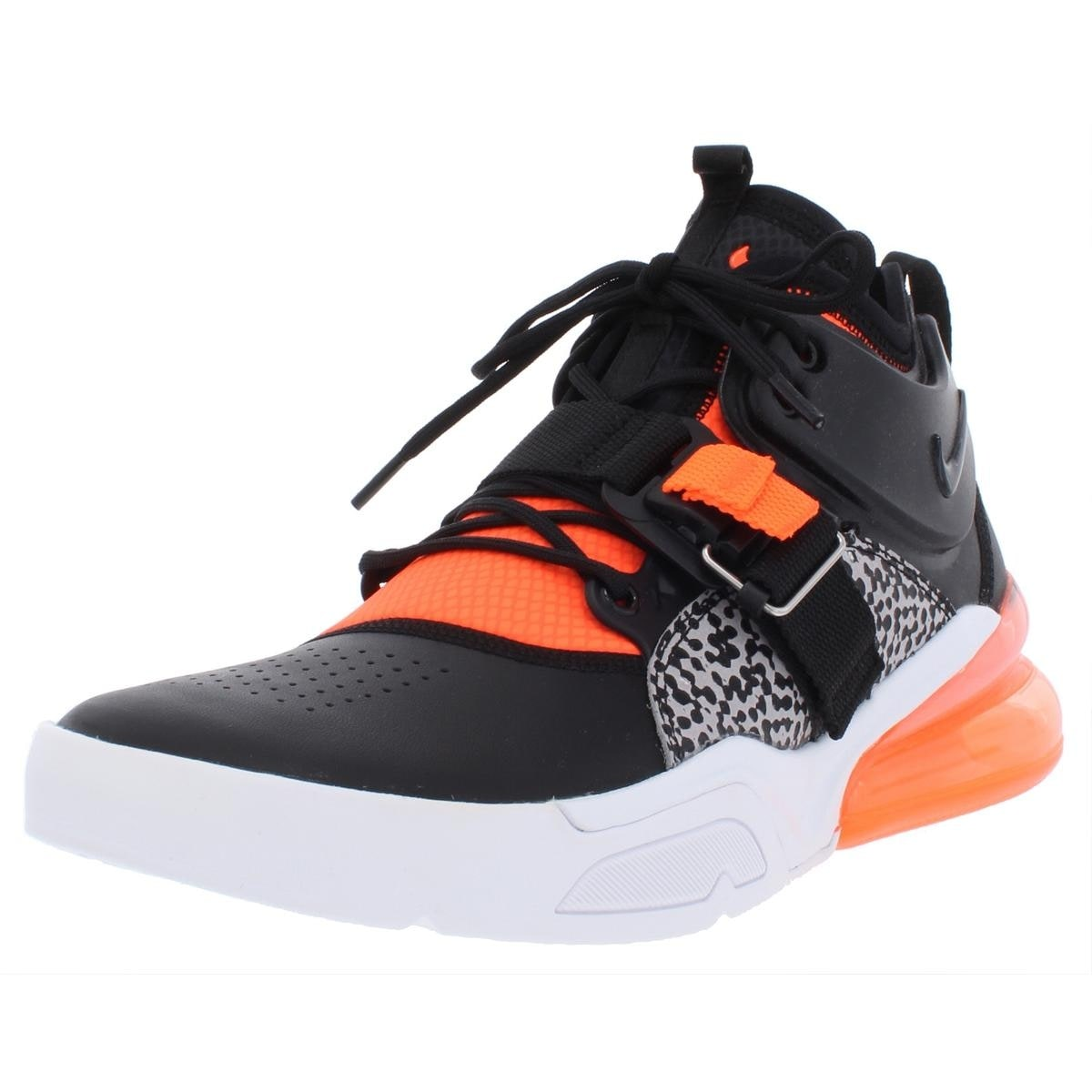 Details about Nike Men's Air Force 270 Basketball Shoes