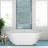 Buy 66 To 71 Inches Soaking Tubs Online At Overstock Our Best Bathtubs Deals
