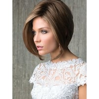 Aria by Rene of Paris Wigs - Synthetic, Lace Front Cap Wig