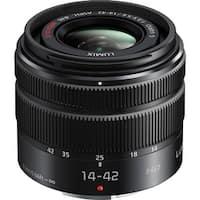 Panasonic Lumix G Vario 14-42mm f/3.5-5.6 II ASPH. MEGA O.I.S. Lens (Open Box)