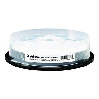 Verbatim - 98897 - Bdr Xl 100Gb 4X Wht Inkjt 10Pk