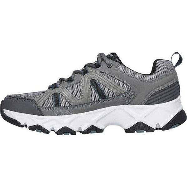 Relaxed Fit Crossbar Sneaker Gray/Black