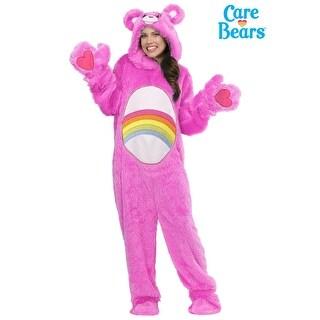Care Bears Adult Classic Cheer Bear Costume