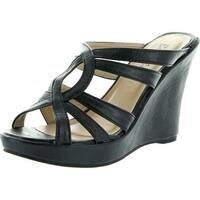 Bonnibel Womens Modina-2 Fashion Wedge Sandals - Tan - 10 b(m) us