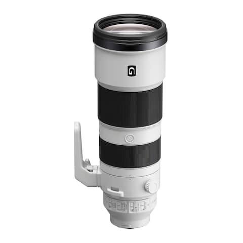 Sony FE 200-600mm f/5.6-6.3 G OSS Super Telephoto Zoom Lens