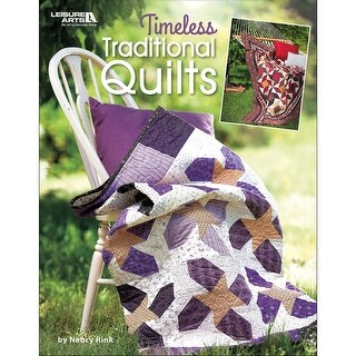 Leisure Arts-Timeless Traditional Quilts