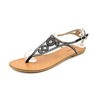 Zigi Soho Advice Open Toe Canvas Thong Sandal
