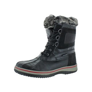Revelstoke Mens Drydock Snow Boots Duck Toe Outdoor