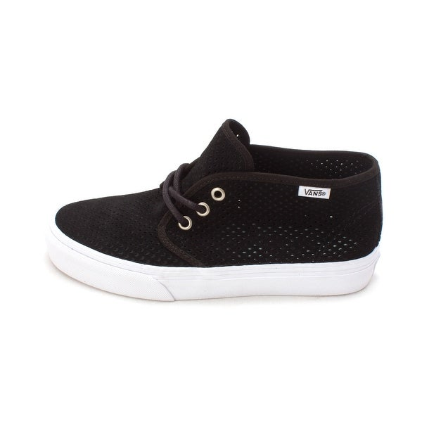 Vans Womens Prairie Chukka Low Top Lace Up Skateboarding Shoes - 6.5