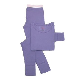 Hanes Girls' Thermal Underwear Set