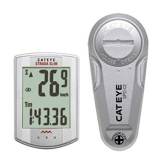 CatEye Strada Slim Wireless Cycling Computer - CC-RD310W