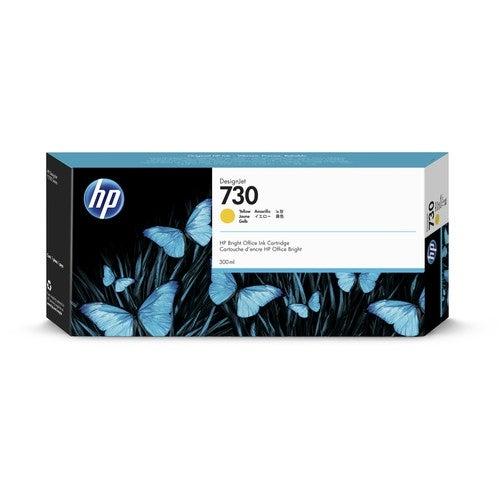 """HP 730 300-ml Yellow Ink Cartridge (Single Pack) Ink Cartridge"""