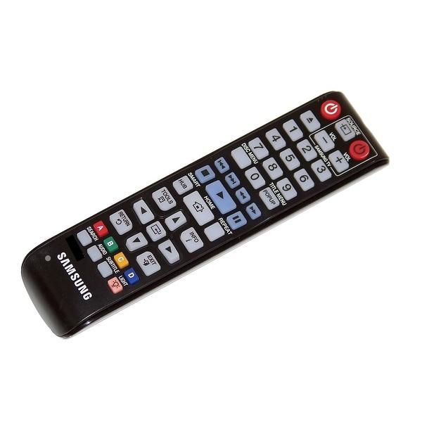 OEM Samsung Remote Control: BDF6700, BD-F6700, BDF6700/ZA, BD-F6700/ZA, HD3858, HD-3858