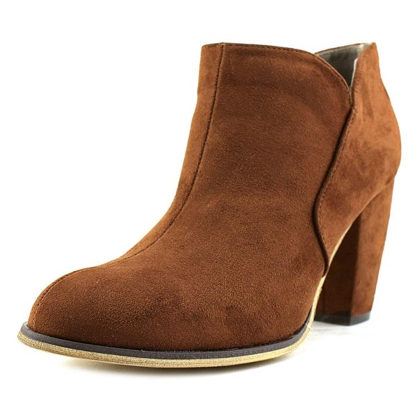 Michael Antonio Victie Women Round Toe Synthetic Ankle Boot